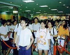 台湾サイン会2