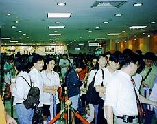 台湾サイン会3